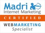 Certificati WEBMarketing Specialist Madri